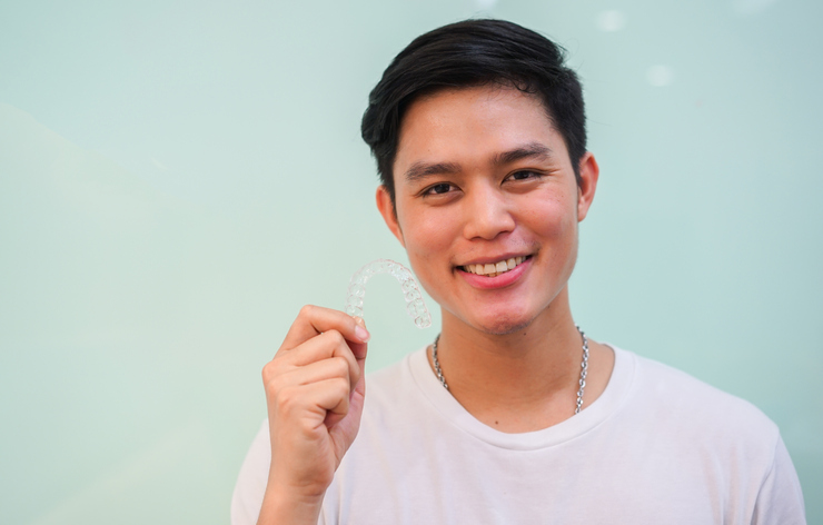Haney Orthodontics San Anselmo Invisalign Teen Patient